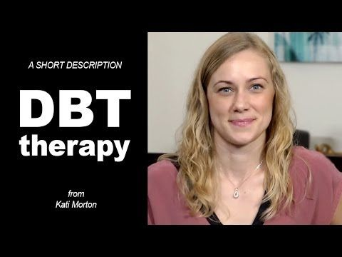 What is DBT Therapy? (dialectical behavior therapy) - Mental Health Vide...