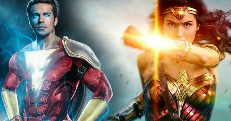 Zachary Levi Wants Shazam to Have a Wonder Woman Cameo -- Zachary Levi says that he would love to see Gal Gadot cameo as Wonder Woman in the upcoming Shazam movie. -- http://movieweb.com/shazam-movie-wonder-woman-cameo-gal-gadot/