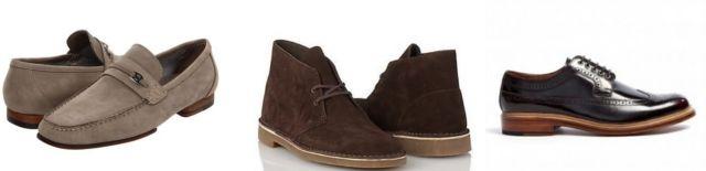 кэжуал - обувь мужская