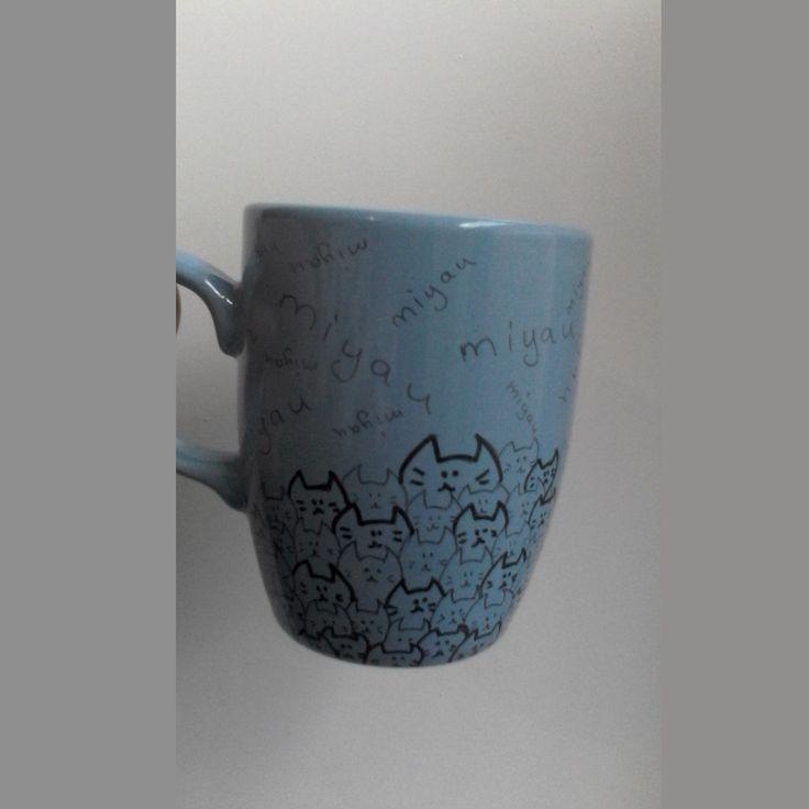 116 best images about mug ceramic painting ideas on - Ceramic mug painting ideas ...