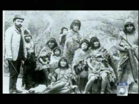 Los Kawéskar-Historia indígena de Chile. - YouTube
