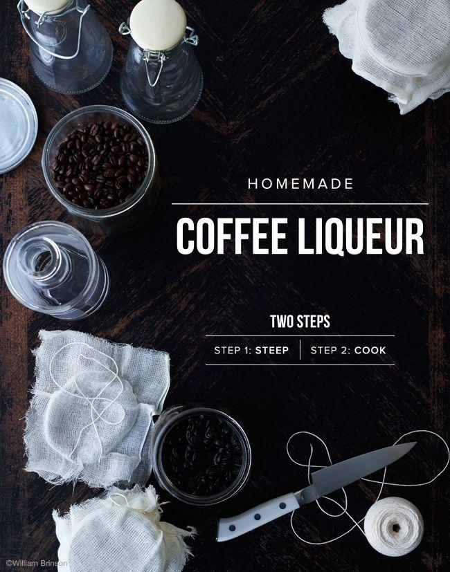 Coffee Liqueur // House of Brinson