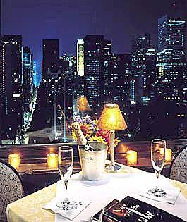 drinks at the top of the tower nyc best view in the city we went here for valentines day once it was awesome
