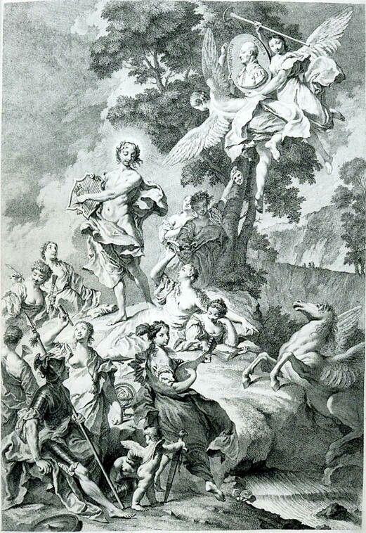 1745. Illustrazioni della Gerusalemme Liberata