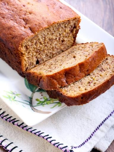 Gâteau à la banane et aux épices : Recette de Gâteau à la banane et aux épices - Marmiton