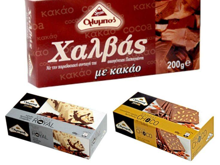 Халвы много не бывает! Эта греческая сладость, помимо потрясающего вкуса, являетс, к тому же, постным продуктым! Ее основу составляет тахин (кунжутная паста), которая обладает высоким содержанием витамина B. Побалуйте себя сладостями, и для этого совсем не обязательно нужен повод!  #здоровоепитание #здоровыйобразжизни #диеты #халва #питание #похудение