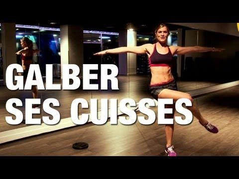 Fitness Master Class - Galber ses cuisses : exercices