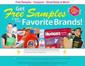 Free Samples (US)  WIN Free Samples Right Now!
