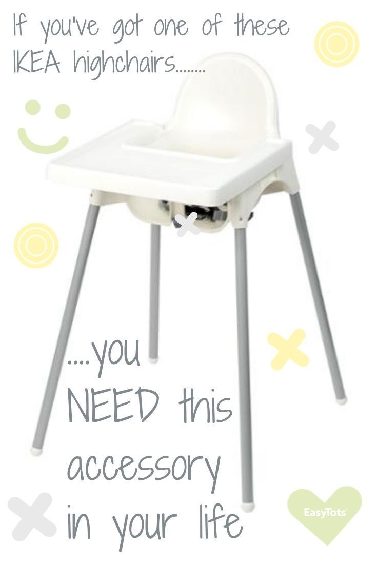 IKEA Antilop Highchair Accessories by