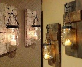 Veranda Laternen hängen   – man cave