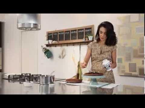 ▶ Black Cherry Forest Cake con Amarena Fabbri con Csaba dalla Zorza - YouTube
