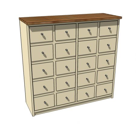 build your own toy chest kit