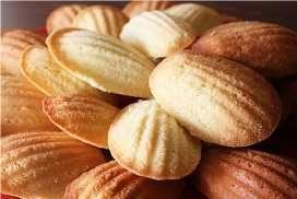 Resep Madeleine Cookies yang Empuk