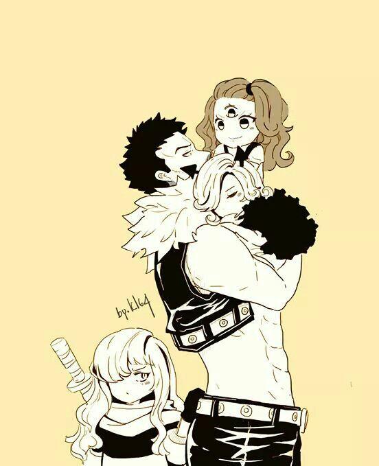 Big Mom Pirates Charlotte Katakuri Smoothie Sweet Commander Galette Pudding One Piece