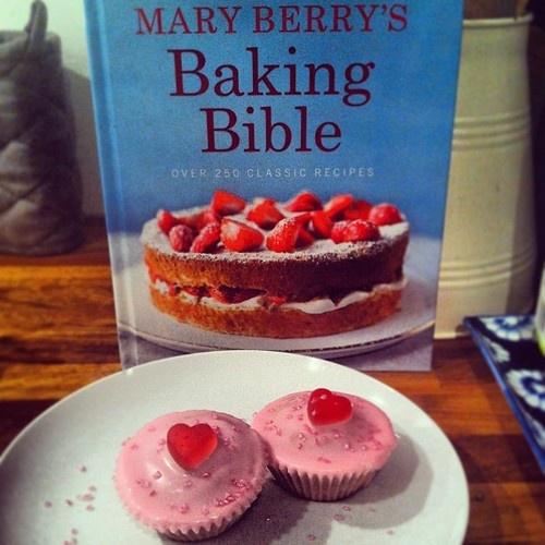 valentine cupcake menu