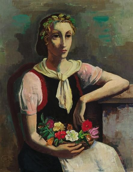 28 Best Art Karl Hofer Images On Pinterest Expressionism Germany And Painting Art