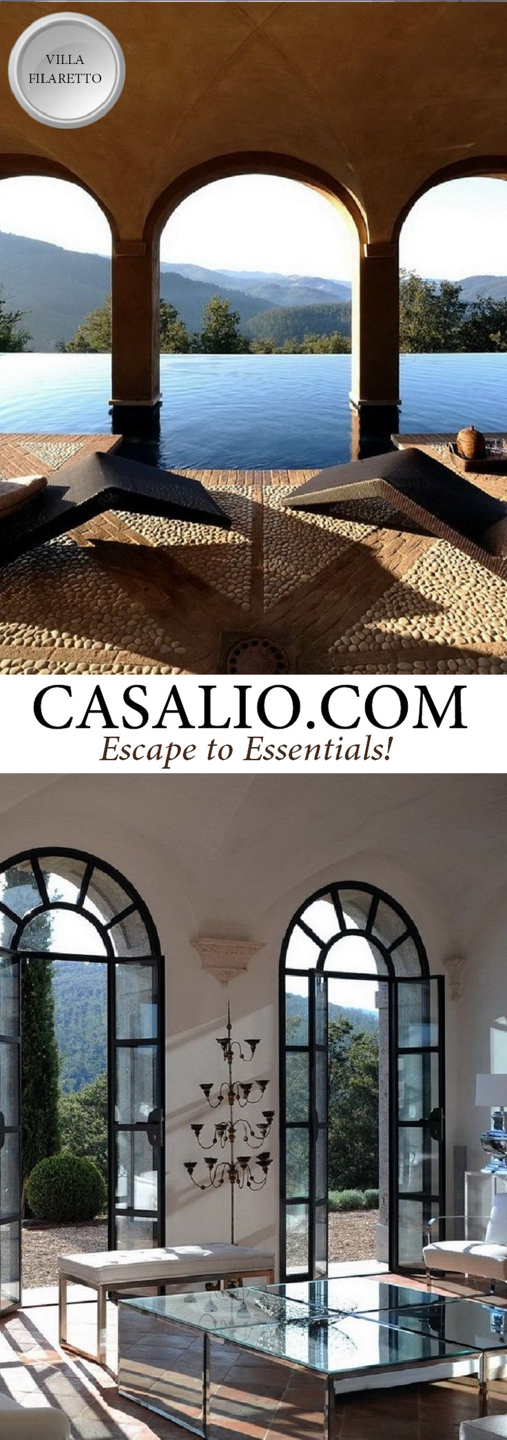 Umbria Holiday Villas -  www.casalio.com    Villa Filaretto    Italy - Umbria    Perugia, 5 bedrooms, swimming pool, air-conditioner. Villa Filaretto is a large formal rendered villa located in the heart of the Estate.#Luxury #LuxuryVillas #Villas #Rental #Italy #Umbria #Perugia #Travel #LuxuryLife #LuxuryLifeStyle (Pinned by #Casalio - www.casalio.com)