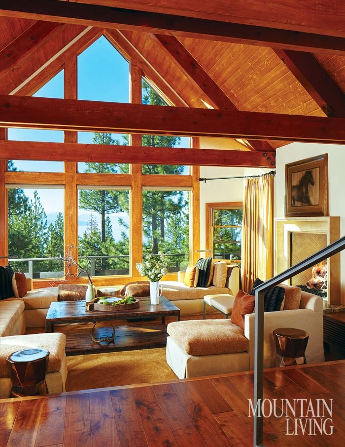 109 best tahoe style images on pinterest lake tahoe for Tahoe architects