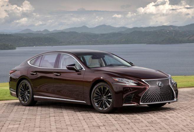 2020 Lexus Ls 500 Inspiration Series News Sedan Review Specs Lexus Ls Lexus Sedan Lexus