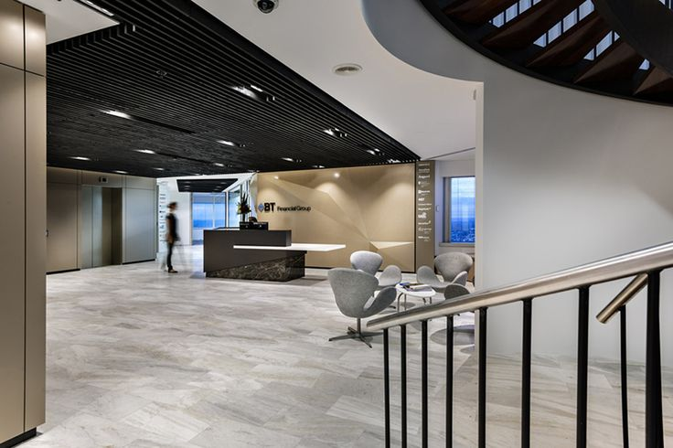 Bt financial group by geyer in perth australia office for Interior design agency perth