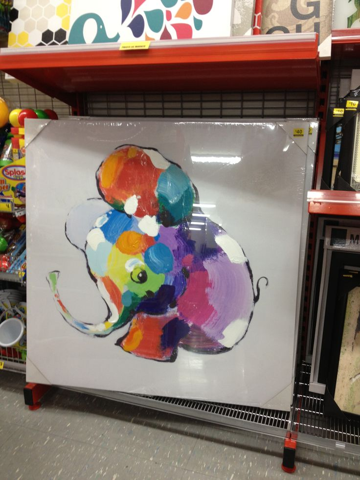 Great for a kids room at The Reject Shop for $40 ...
