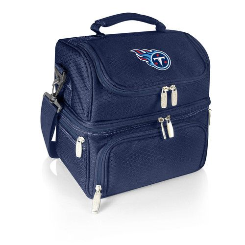 NFL Collectibles - Pranzo Lunch Tote (Tennessee Titans) Digital Print - Navy