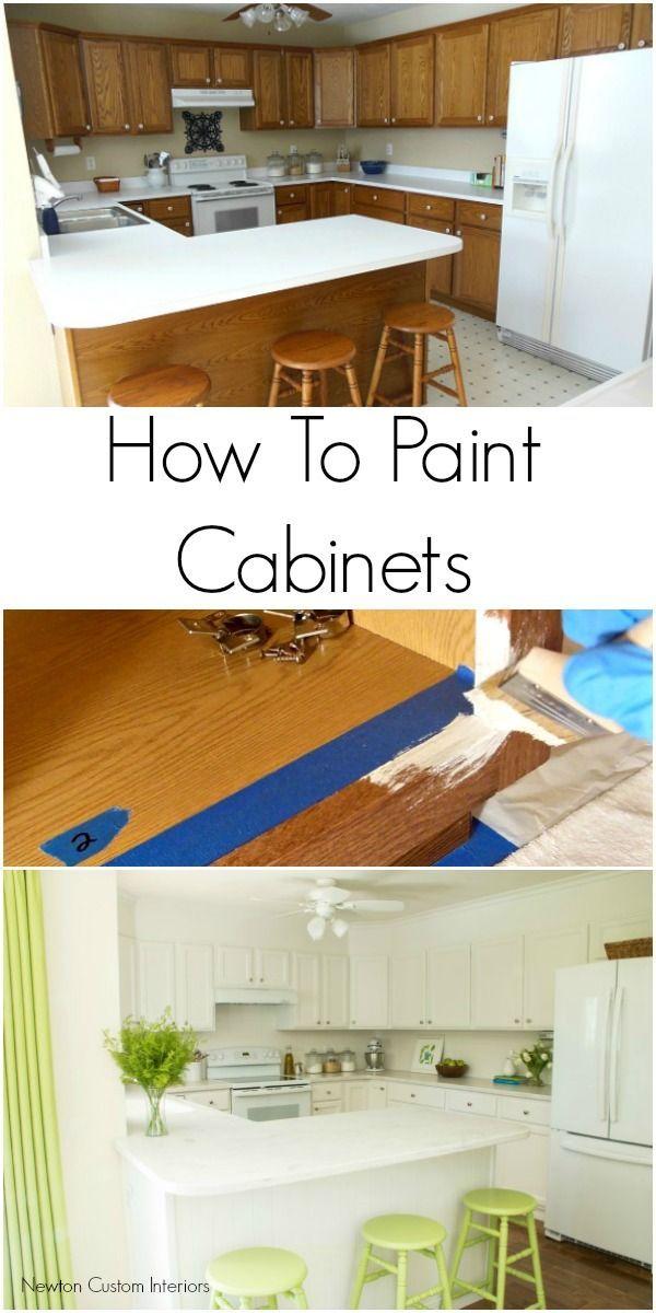 1000 ideas about caulk paint on pinterest paint trim for Caulking kitchen cabinets