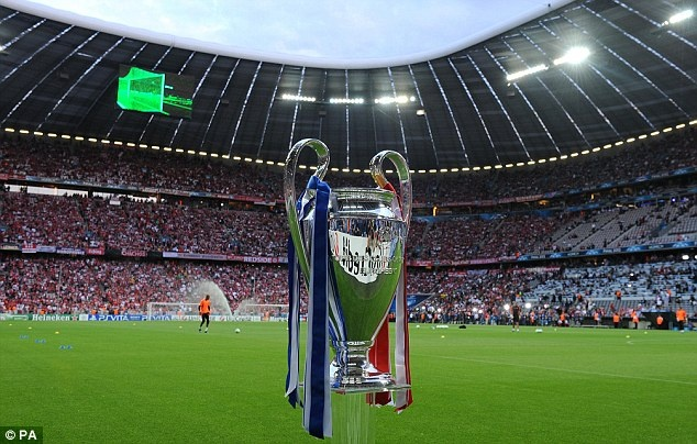 First prize in show: Either Bayern Munich or Chelsea will lift the Champions League trophy after the game