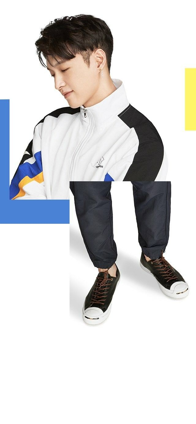 [OFFICIAL] 180302 Converse China Website Update - #LAY