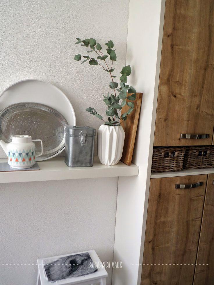 Eucalyptus in my kitchen