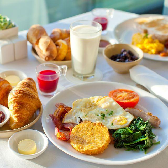 Colazione dietetica in 10 passi