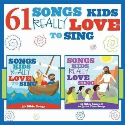 Kids Choir - 61 Songs Kids Really Love To Sing