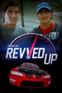 Два брата исследуют культуру и закулисье культовой американской гонки NASCAR (Revved Up)