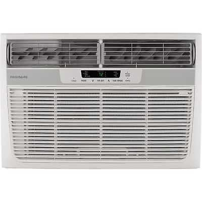 Frigidaire 25000 BTU Room Window Air Conditioner with 16000 BTU Electric Heat