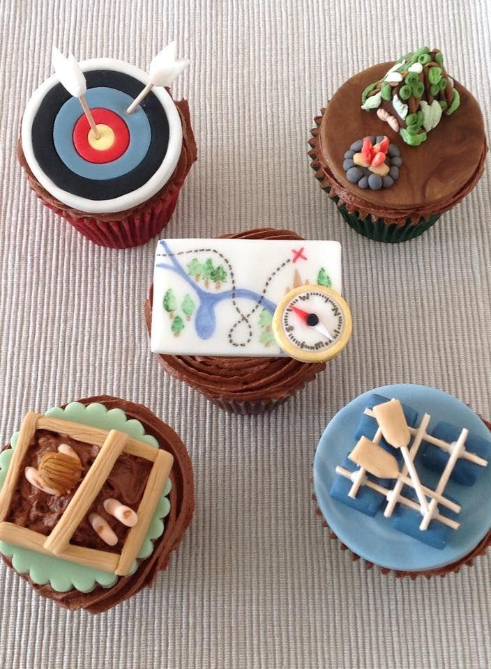 Activity Camp Cupcakes