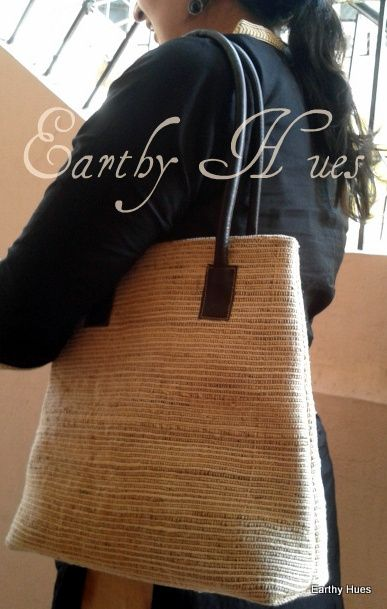 Banana Fibre Bag