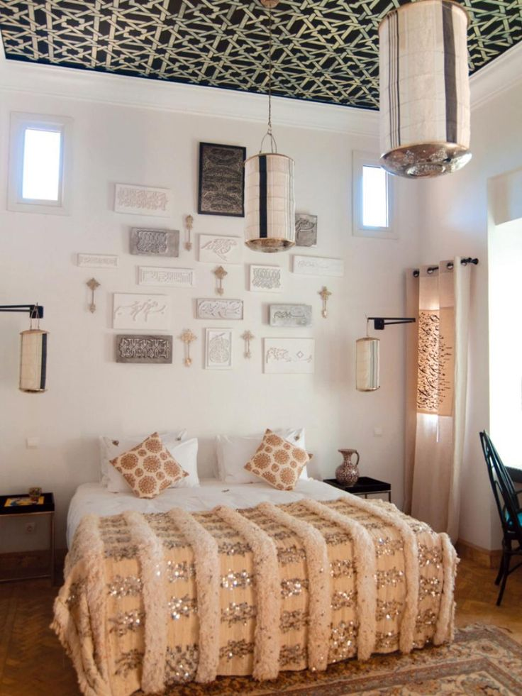 Moroccan Bedroom Ideas 439 best interior decor design (islamic art) images on pinterest