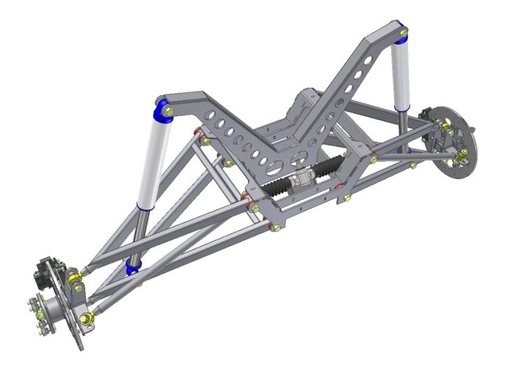 Self build buggy plans