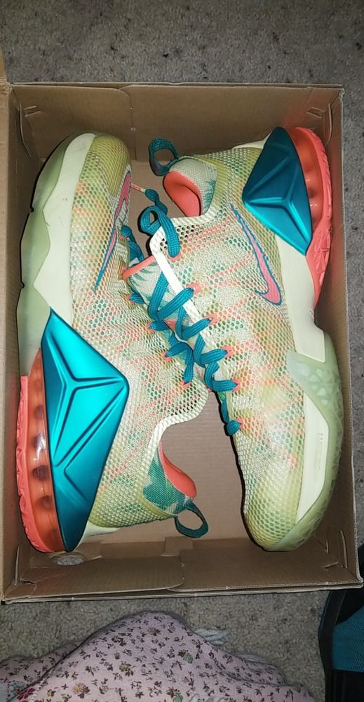 size 40 e21a2 644fe Lebron 12 low lebronald palmer #fashion #clothing #shoes ...