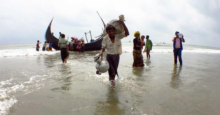 Rohingya - en förföljd folkgrupp Rohingya är till övervägande delen en muslimsk etnisk minoritet och de flesta bor i delstaten Rakhine i Burma. Under årtionden har de utsatts för förtryck och diskriminering, däribland allvarliga restriktioner av rörelsefriheten. Det påverkar deras möjlighet att få tillgång till sjukvård, utbildning och försörjningsmöjligheter. Trots att de har bott i Burma i generationer hävdar Burmas regering att de är illegala invandrare från Bangladesh och vägrar ge dem…