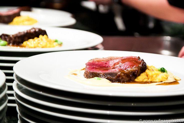 """Wagyu Dinner """"Big Beef Day"""" mit Lucki Maurer, Restaurant Greenvieh, Alpenresort Schwarz, Mieming"""