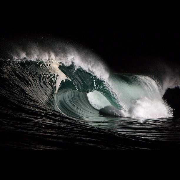 I'm in love...with a wave? haha