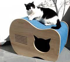 Resultado de imagen para cama gato mdf