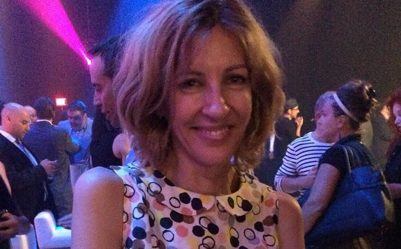 Sophie Lorain de #Béatrice à la #RentréeTVA