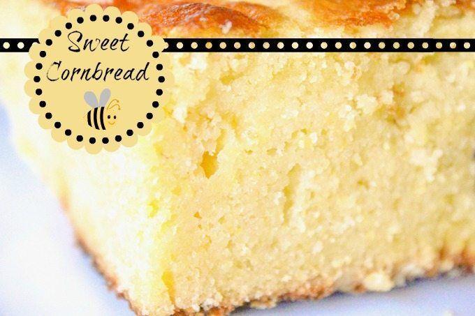 Moist Sweet Cornbread