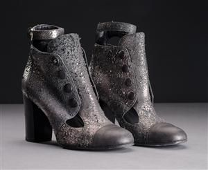 """""""Vare: 3697641 Chanel, par støvletter, str. 40"""""""