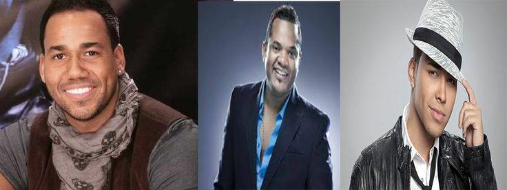 Romeo Santos, Alex Matos y Prince Royce triunfan en Lo Nuestro