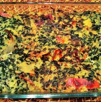 Rice With Spinach Casserole Recipe | Recipe Keepers | Pinterest