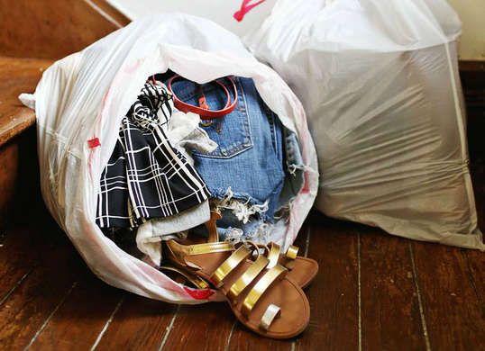 Decluttering Tips - Donate