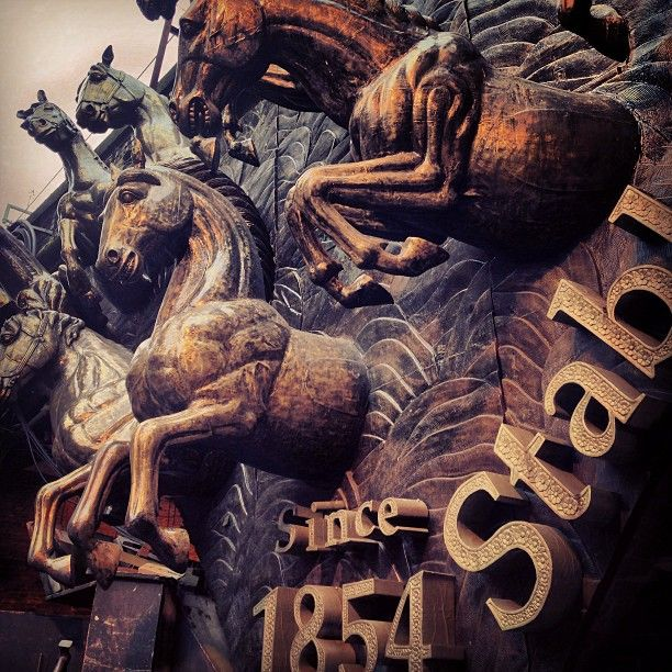 The Camden Stables Market i London, Greater London